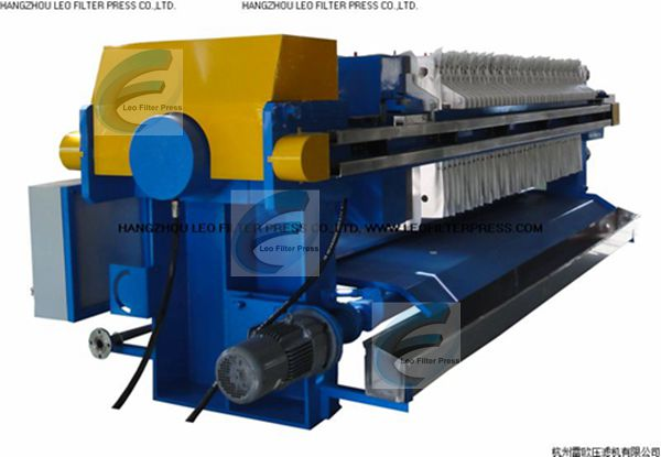 Membrane Filter Press In Different Filter Press Size
